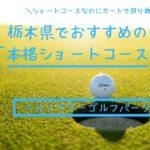 栃木 ゴルフ ショートコース