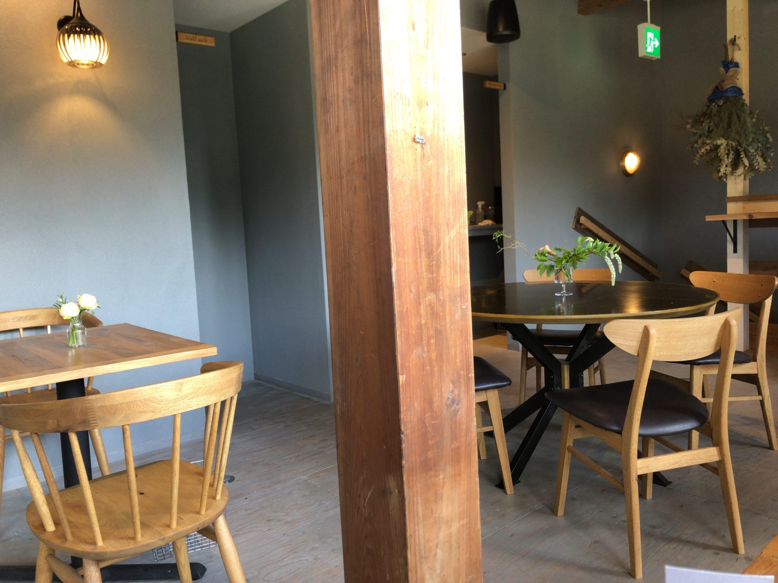 アイランドストーンコーヒー 店内