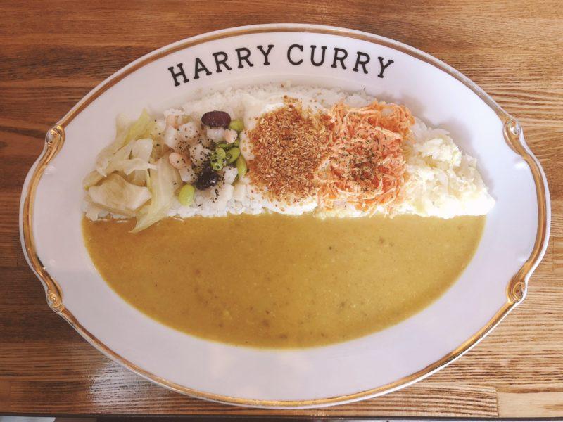 HARRY CURRY ハリーカリー メニュー