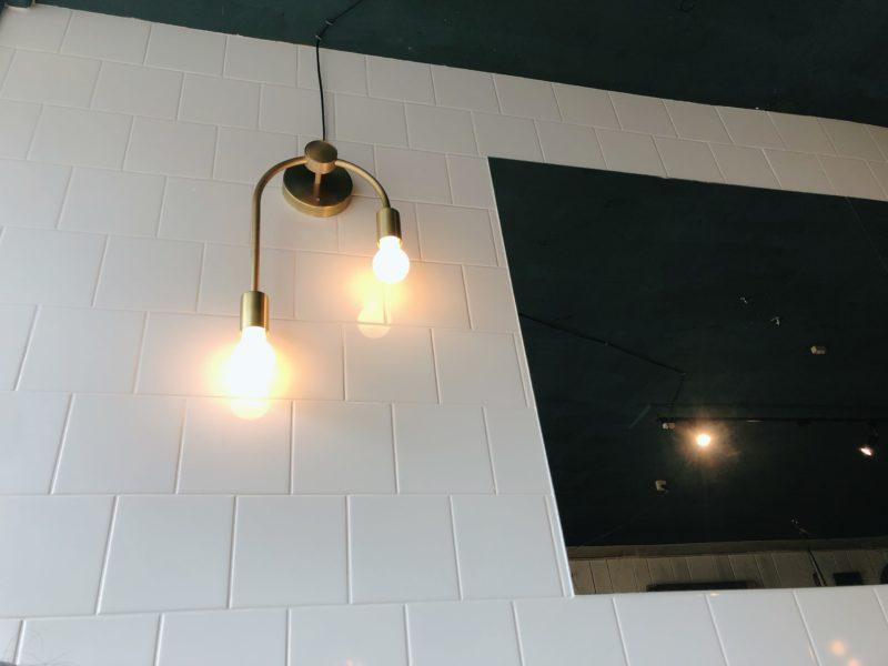 ワッフルコーヒー お店の中 雰囲気