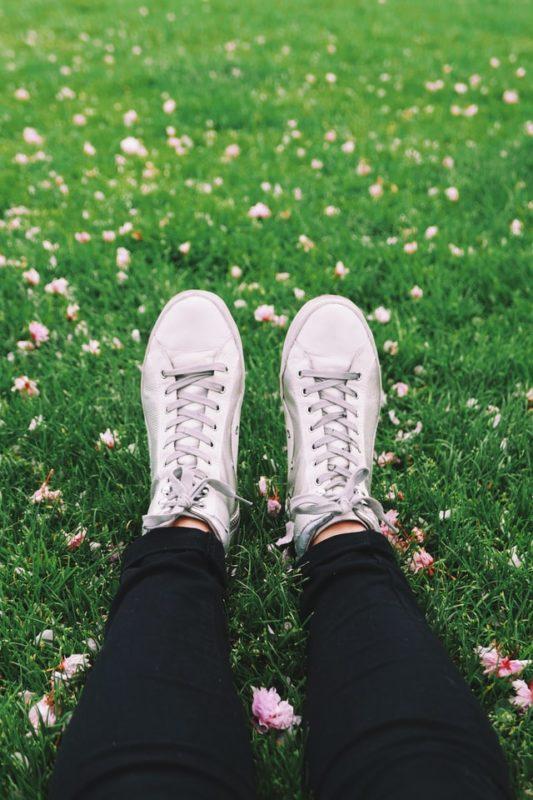 ゆり博 運動靴 ウォーキング