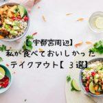宇都宮周辺で-私が食べておいしかったテイクアウト【3選】