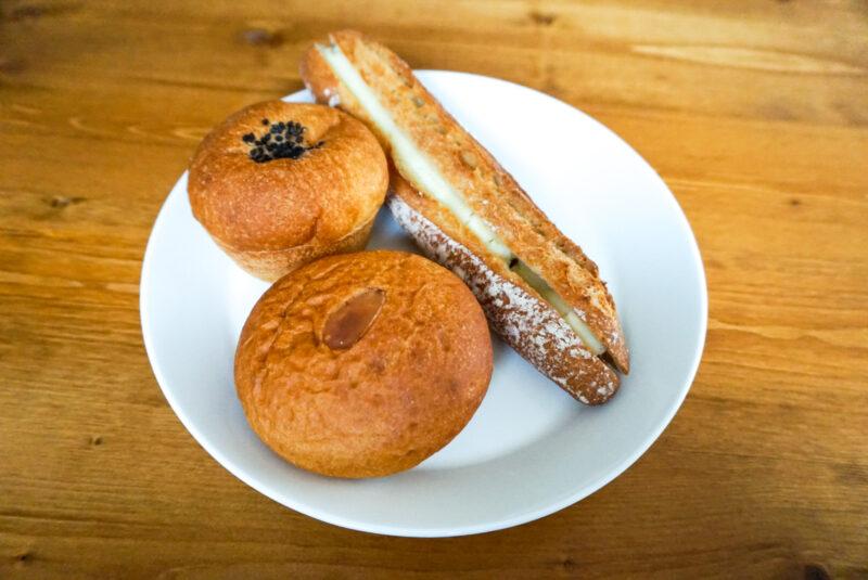 カネルブレッドのパンを食べてみた