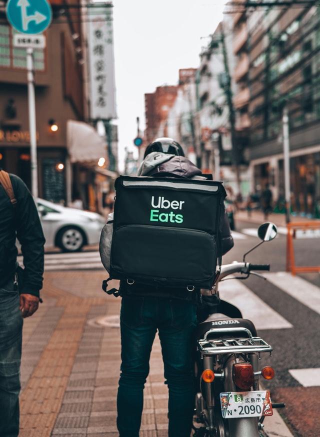 Uber Eatsのエリア拡大