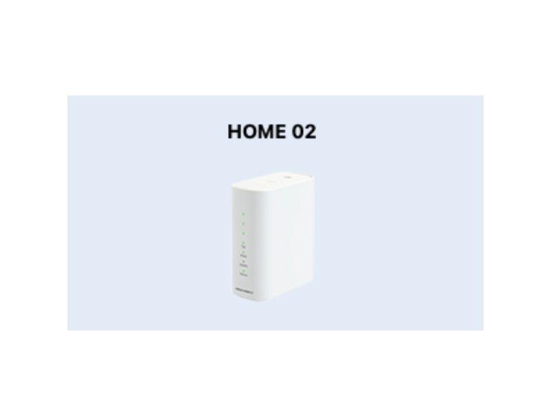 WiMAX home02の購入方法